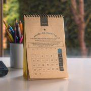Calendario Cultivando Valores Mes a Mes