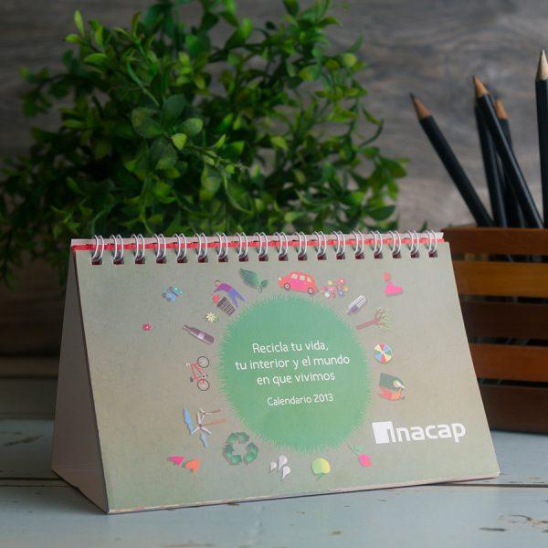 Calendario 15 Razones para Reciclar