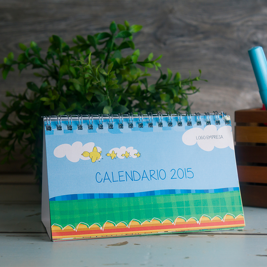 Calendario Pensamientos para cada mes