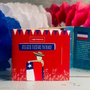 Porta Giftcard Fiestas Patrias
