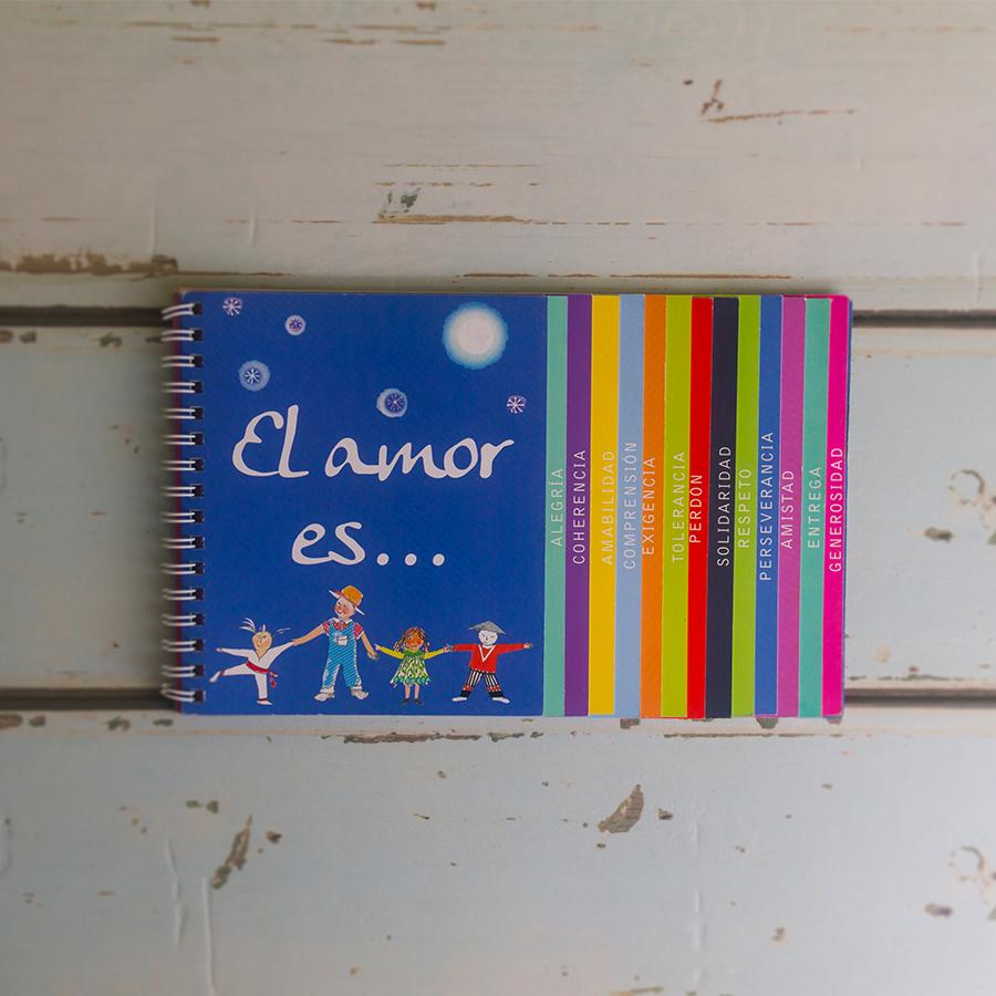 """Libro """"El Amor es…"""""""
