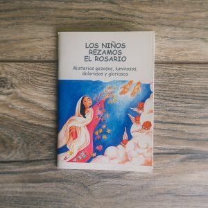 Libro del Rosario para niños