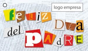 tarjeta letras